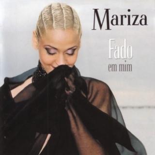Fado em Mim - CD cover