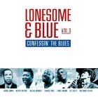 LONESOME & BLUE 3 - CD cover