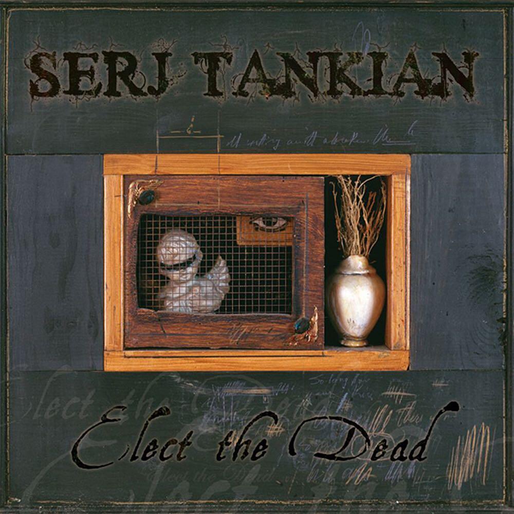 Elect The Dead -  cover