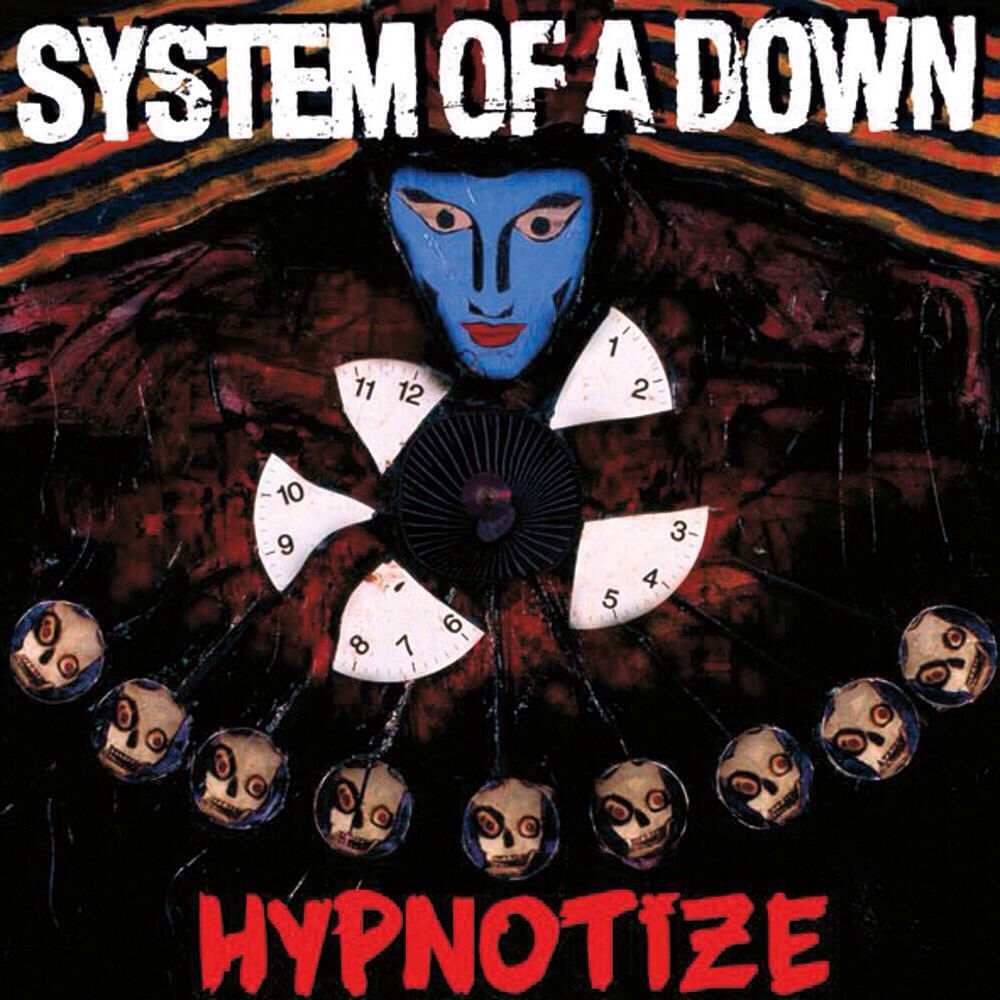 Hypnotize - CD cover