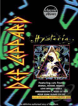 Hysteria -  cover