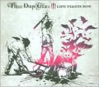 Life Starts Now - CD cover