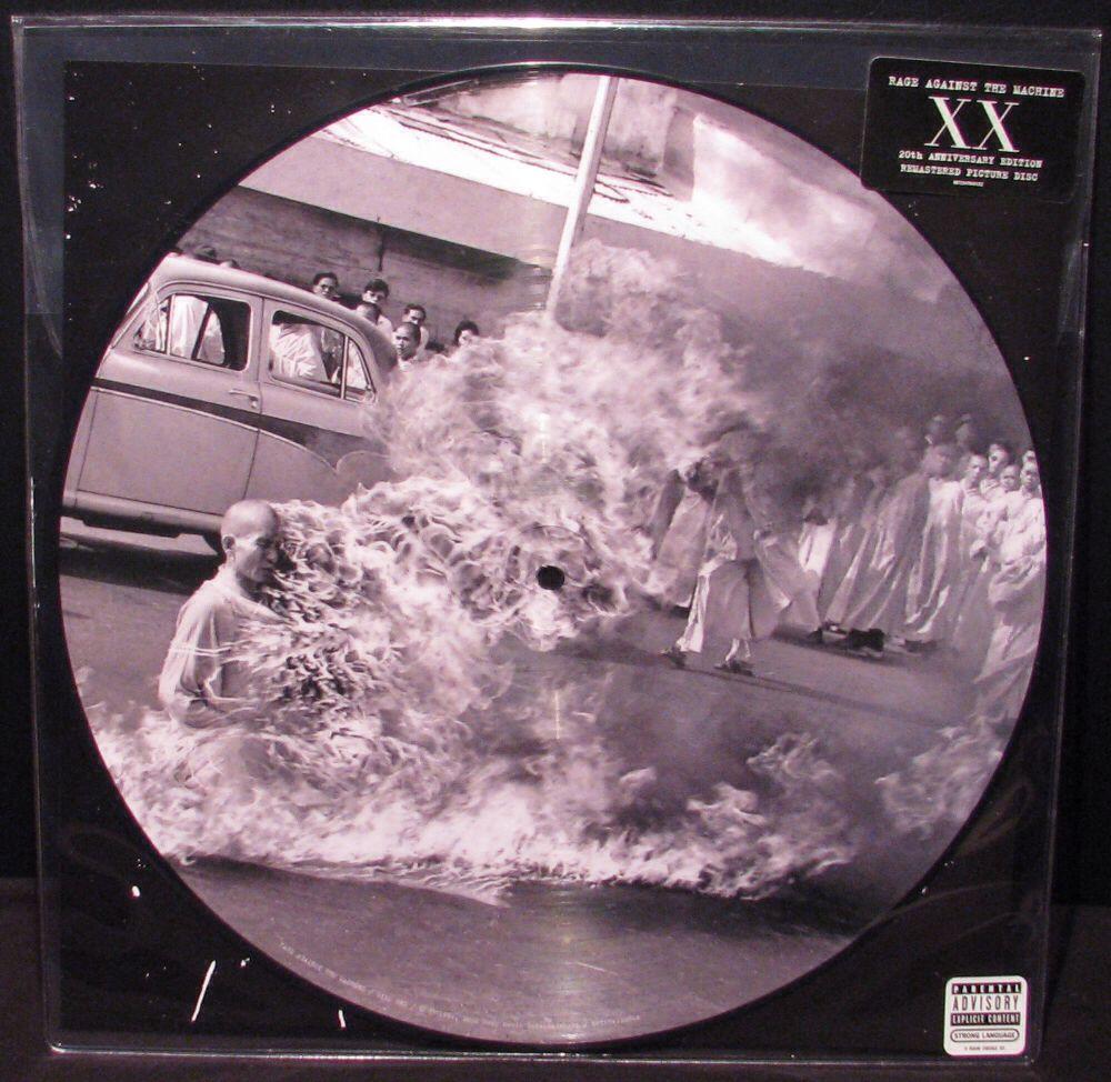 Rage Against The Machine - 12