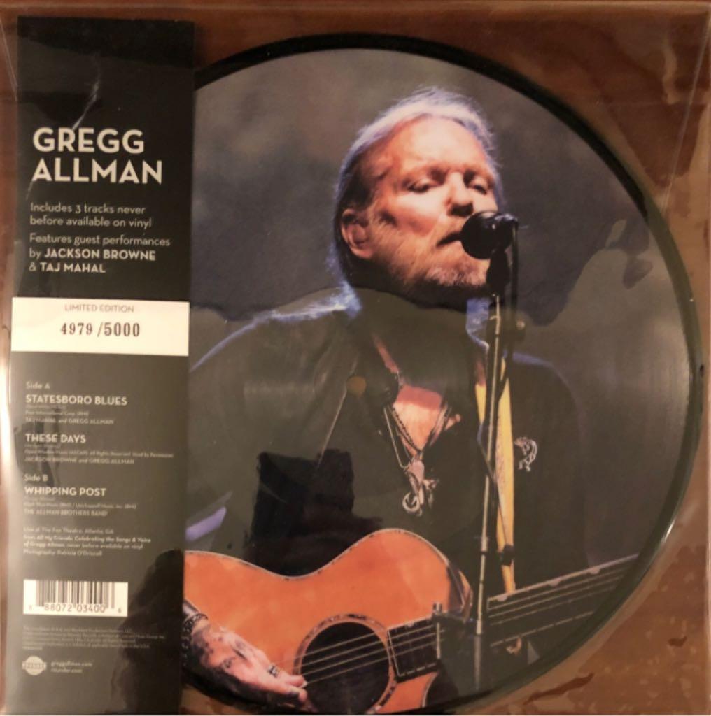Gregg Allman - 12
