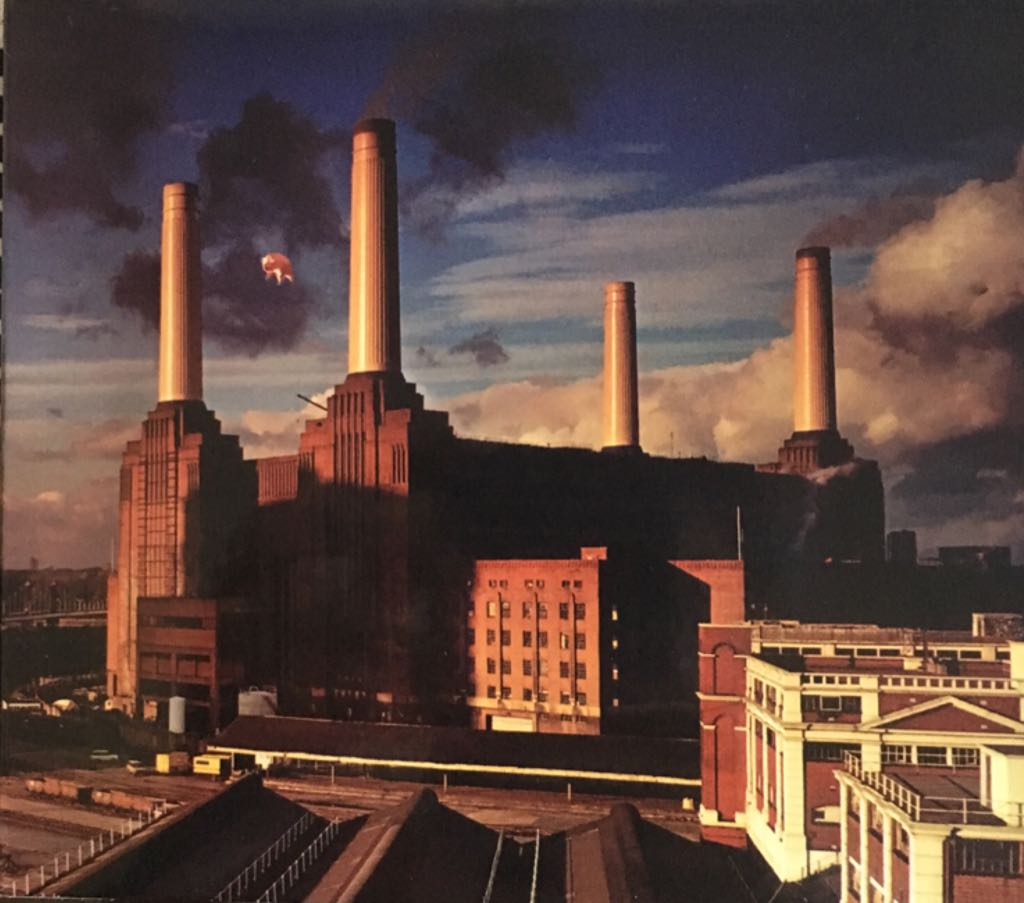 Animals (Remastered) - CD cover