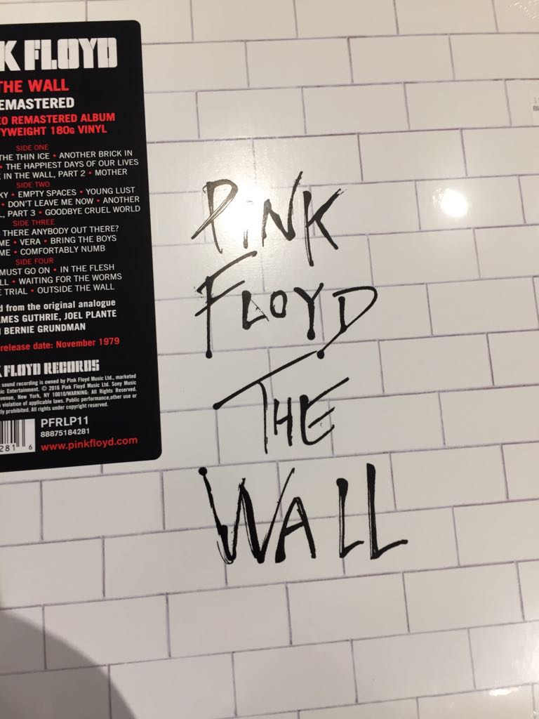 The Wall -  cover