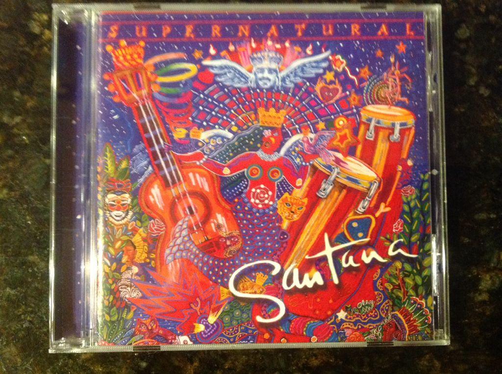 Santana -  cover