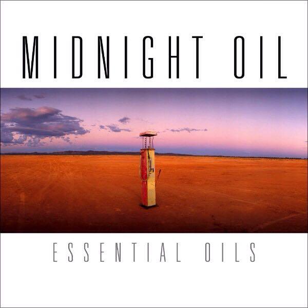 Essential Oils - CD cover