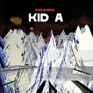 Kid A -  cover