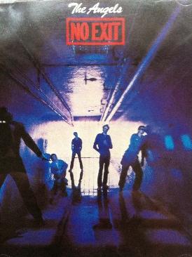 No Exit - CD cover