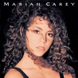 Mariah Carey - CD cover