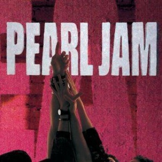 Pearl Jam - Ten Special Edition - CD cover