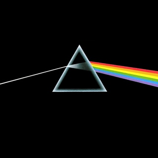 The Dark Side Of The Moon - CD cover