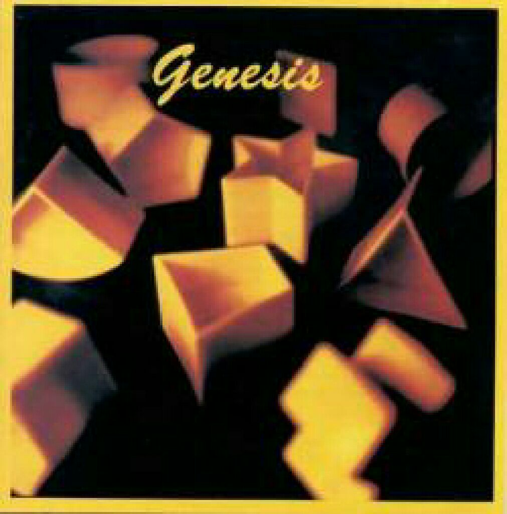 Genesis - 12\ 33 1/3 rpm Record cover