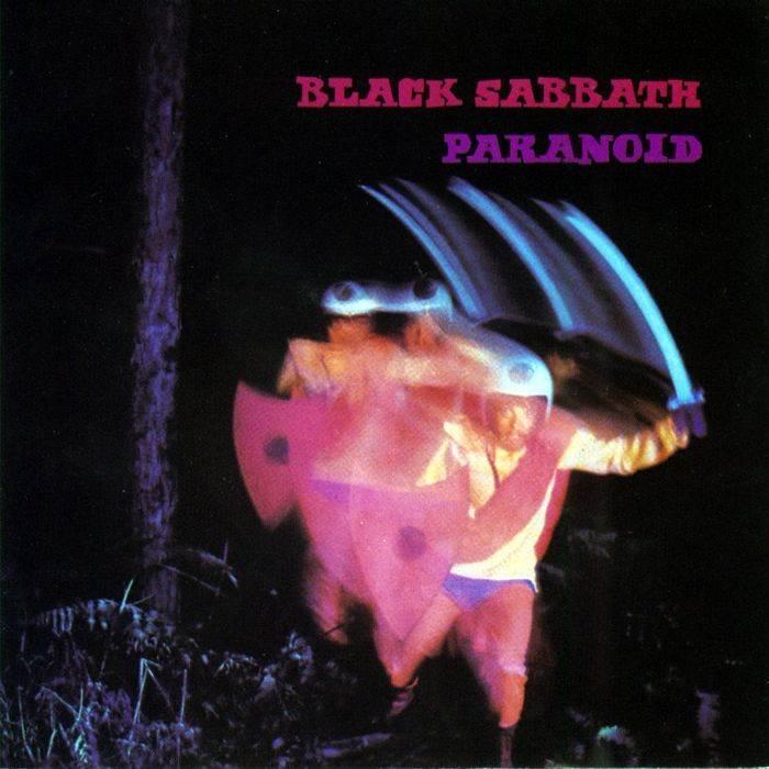 Paranoid (Vinyl) - 12