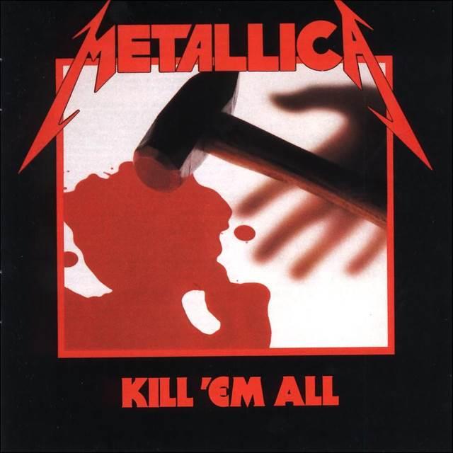 Kill Em All -  cover