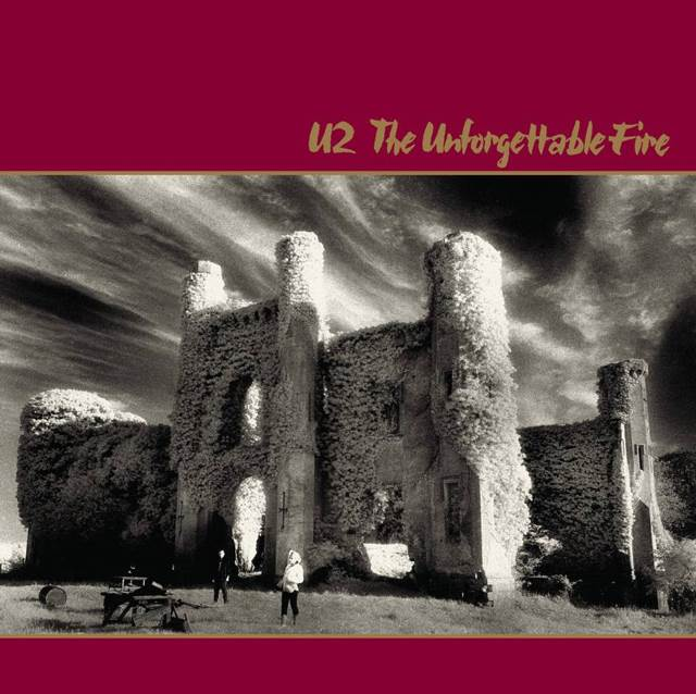 The Unforgettable Fire - 12