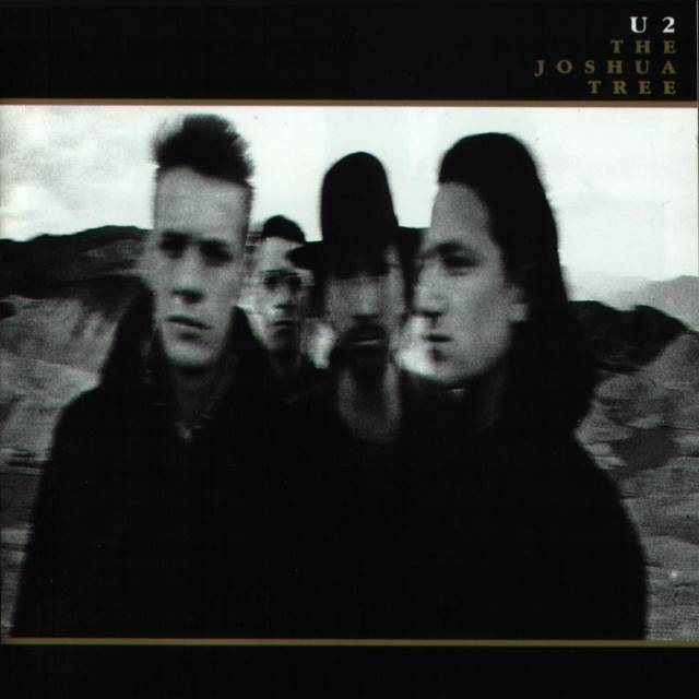 The Joshua Tree - CD cover