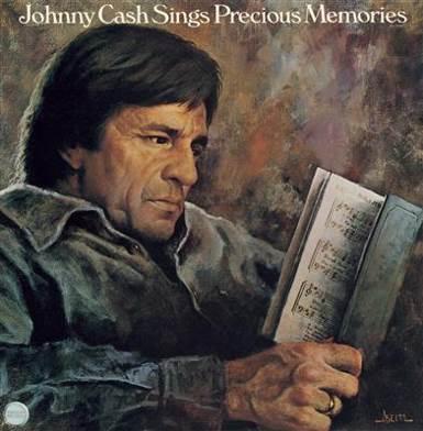 1975 Johnny Cash Sings Precious Memories - 12