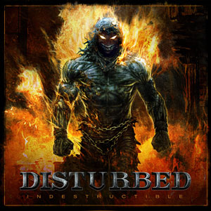 Indestructible - MP3 cover