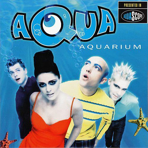 Aquarium - CD cover