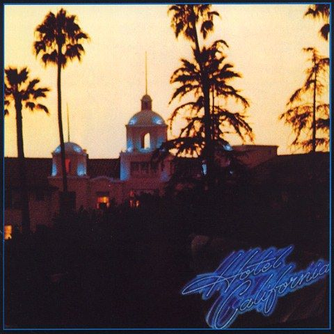 Hotel California - CD cover