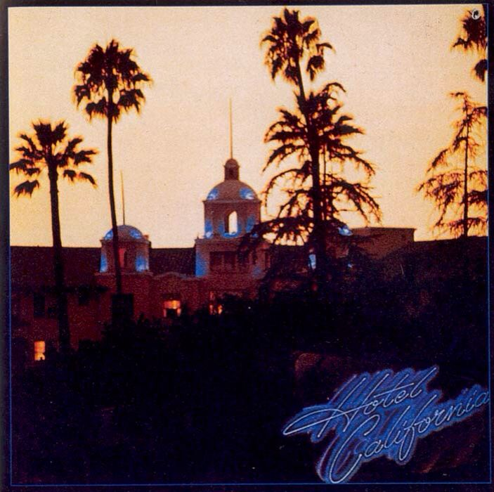 Hotel California -  cover