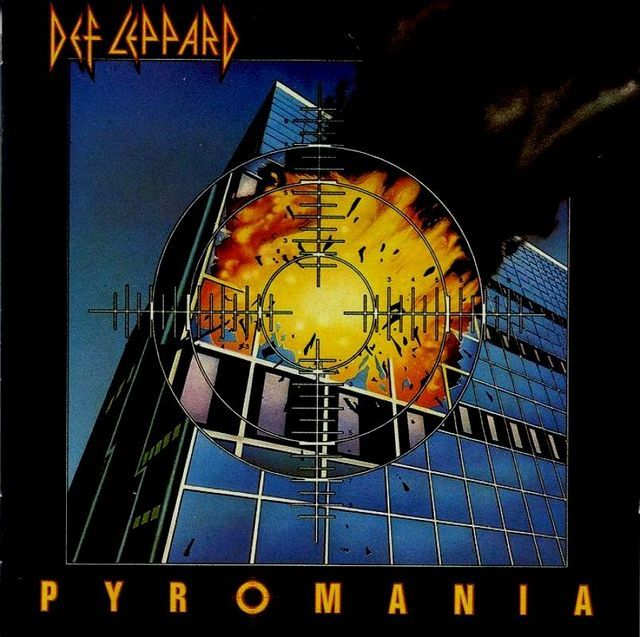 Pyromania - 12