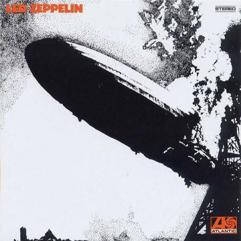 01.Led Zeppelin - CD cover