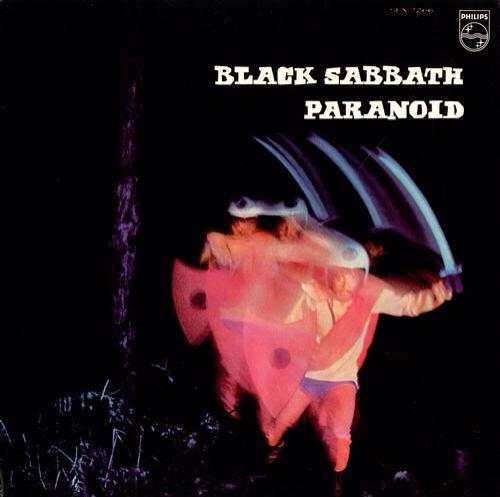 Paranoid - 12