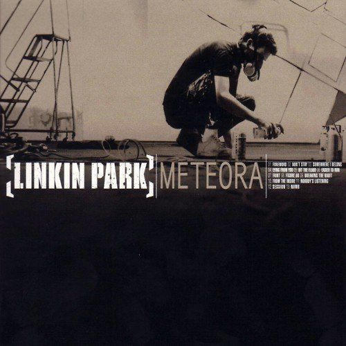 Meteora - MP3 cover