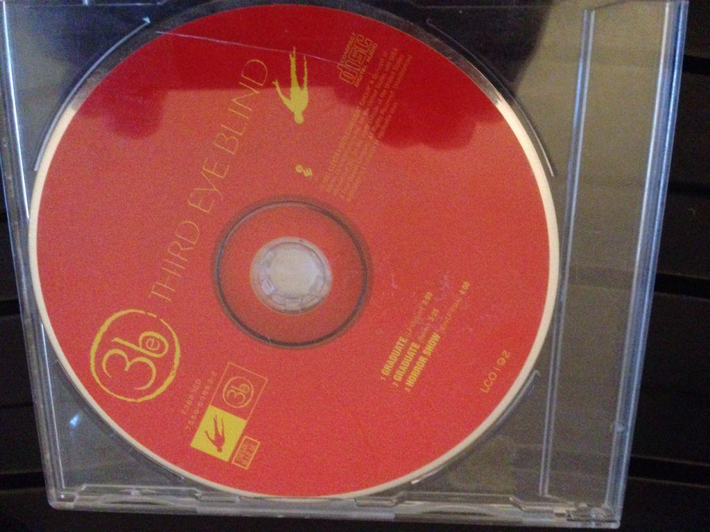 Graduate - CD cover