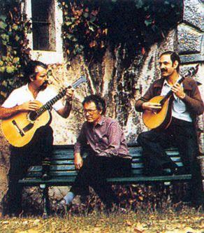 Fados de Coimbra E Outras Canções  - CD cover