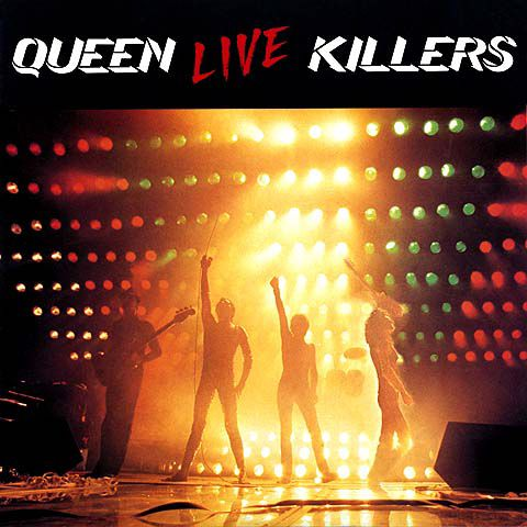 Queen Live Killers -  cover