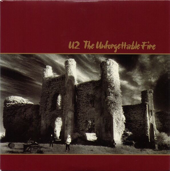 The Unforgettable Fire -  cover