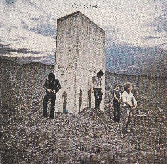 Who's Next - CD cover