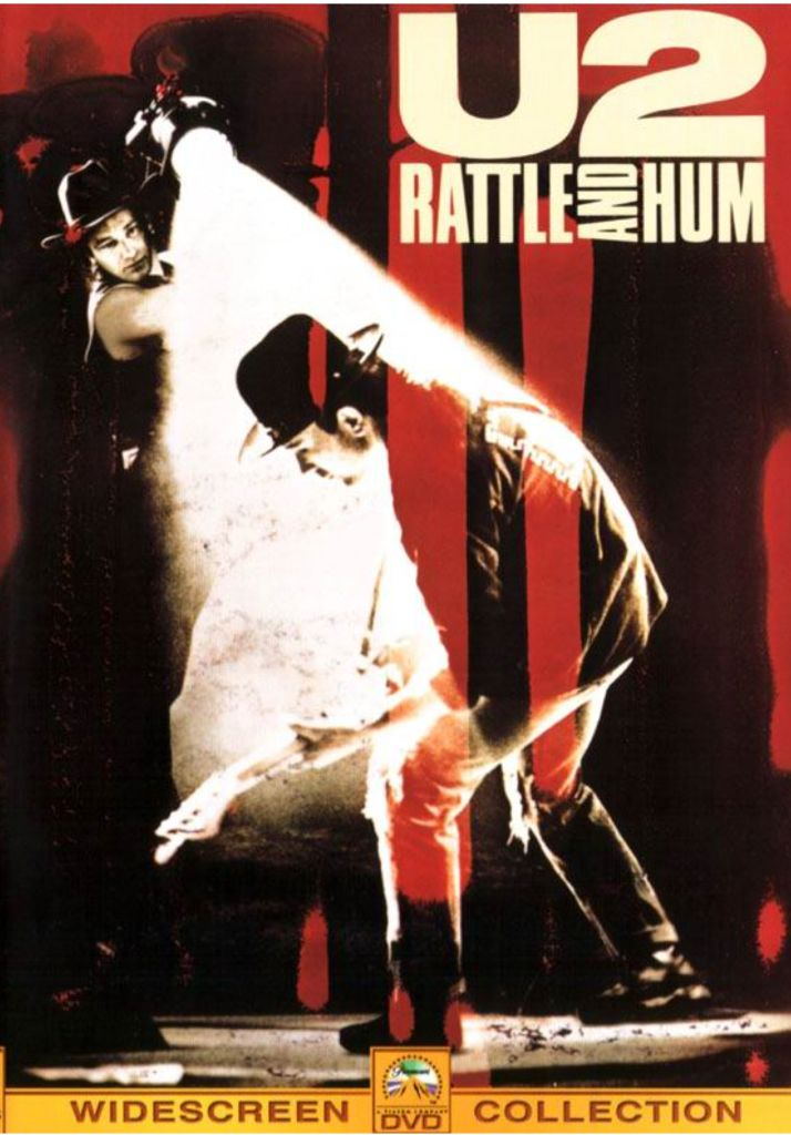 Rattle And Hum -  cover