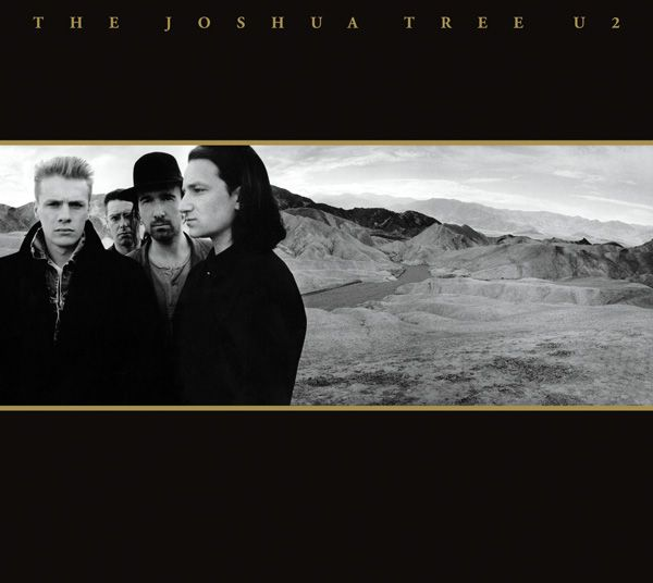 The Joshua Tree - CD cover