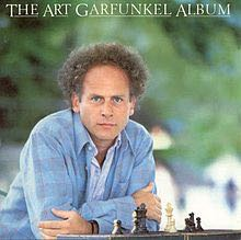 The Art Garfunkel Album -  cover