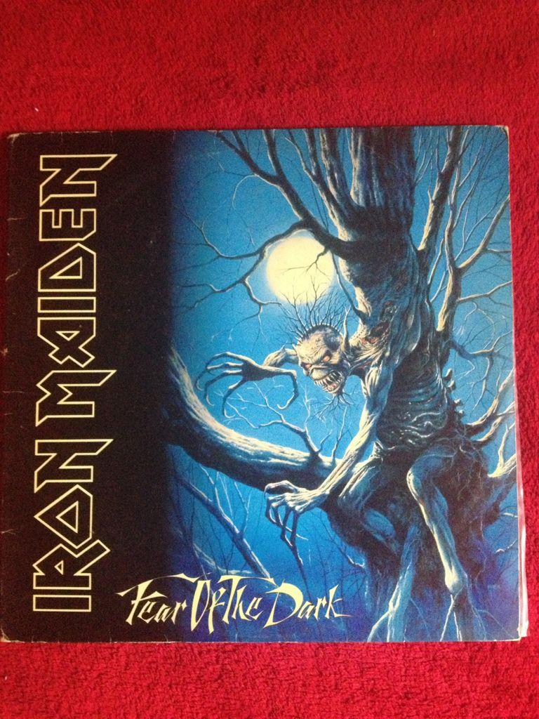 Fear Of The Dark - 12