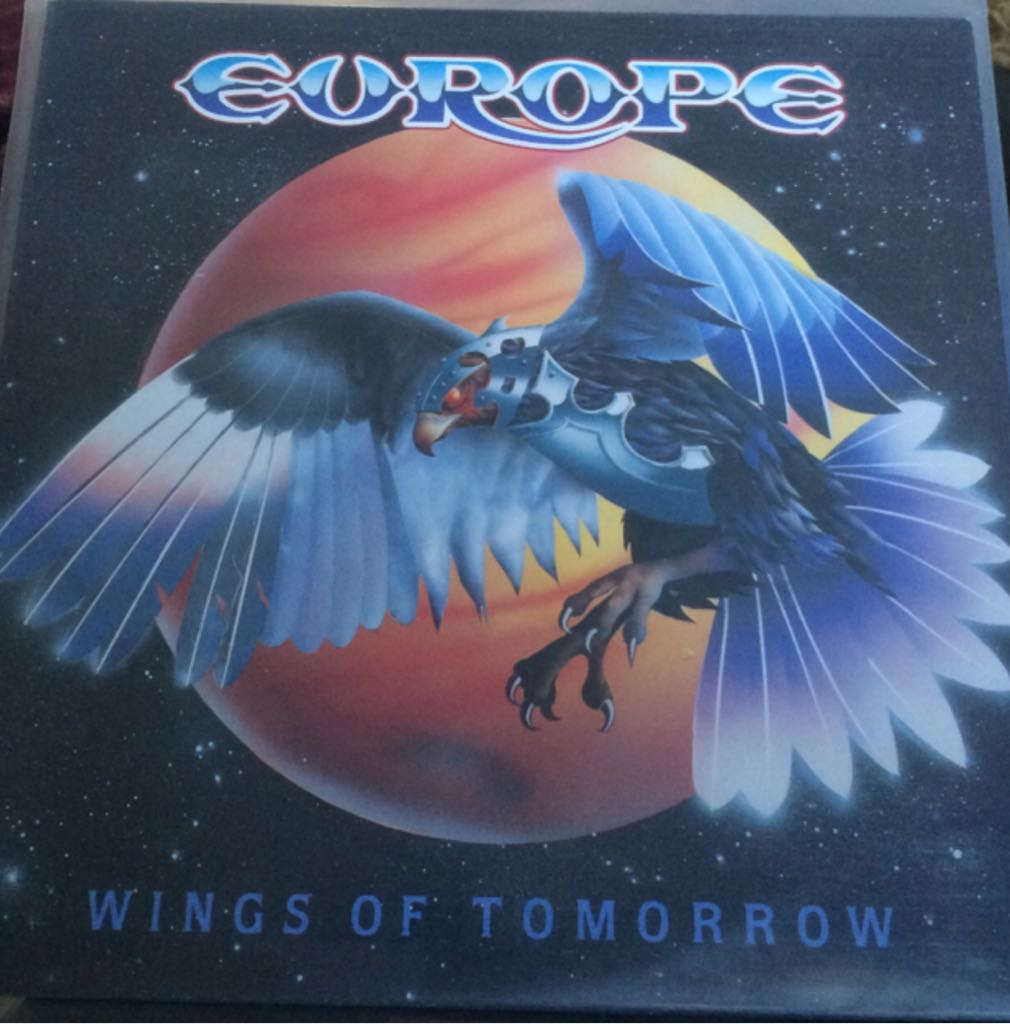 Wings of Tomorrow - 12
