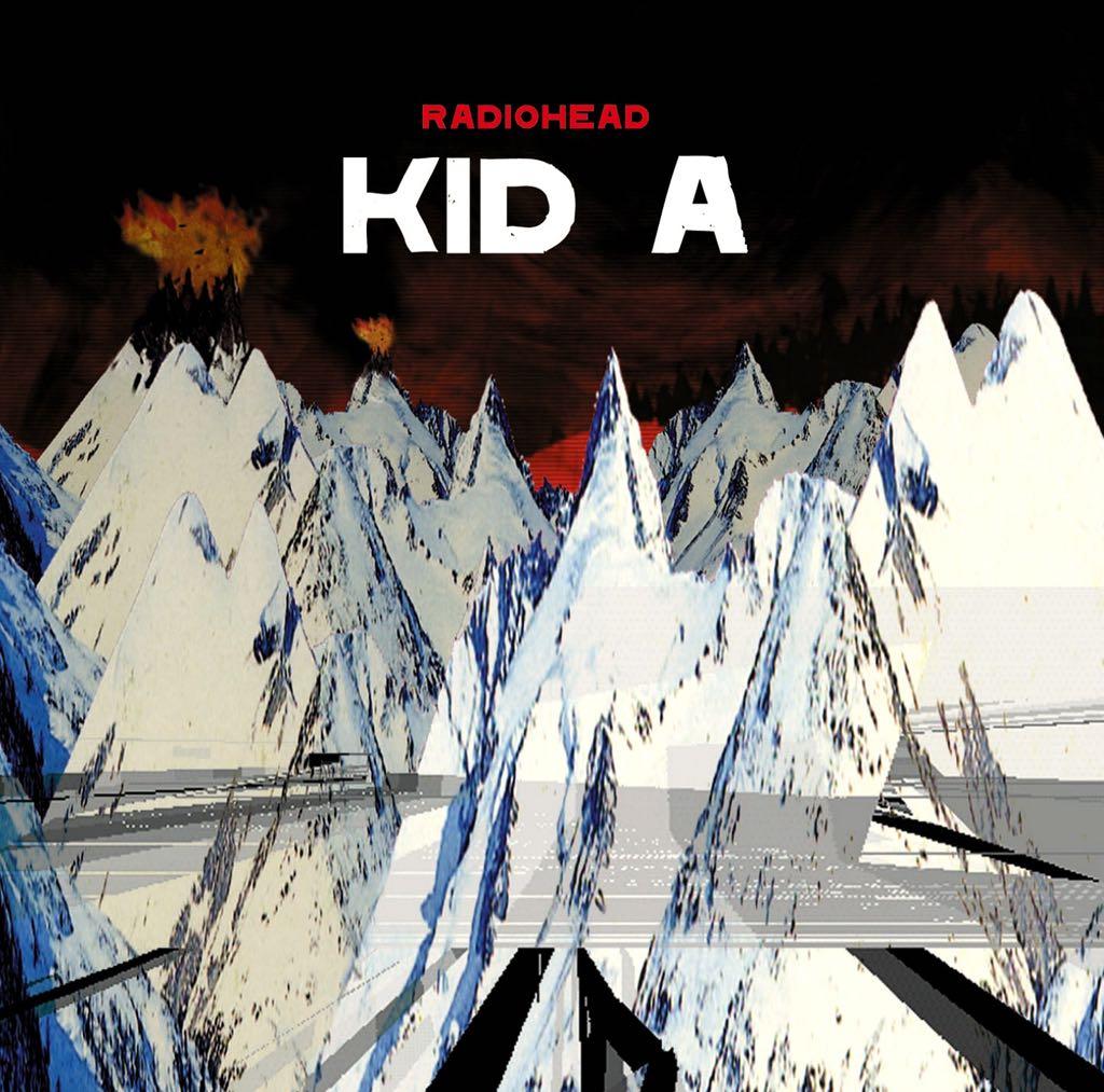 Kid A - 10