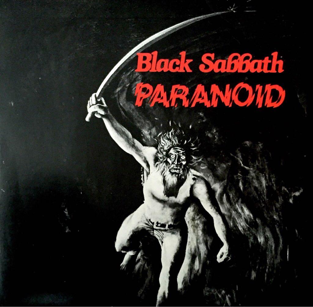 Paranoid - 7