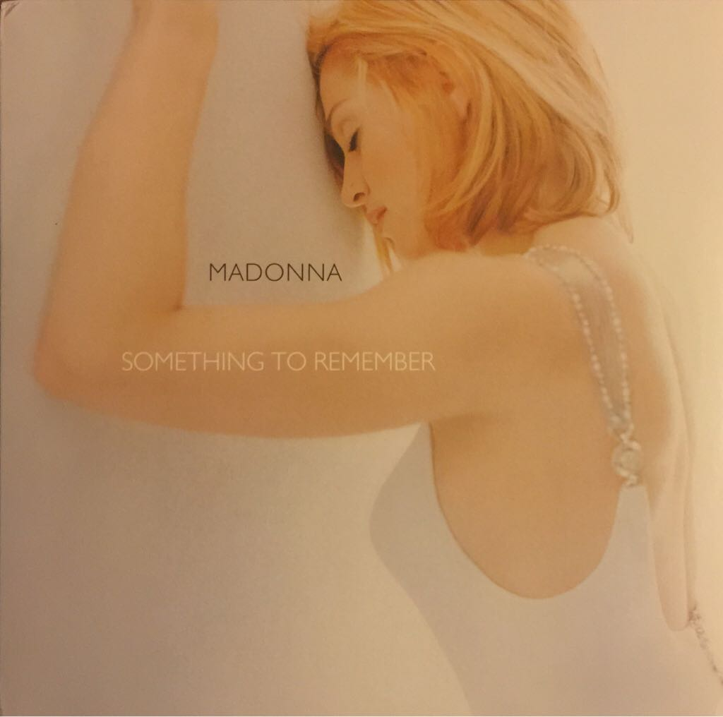Something To Remember - 12