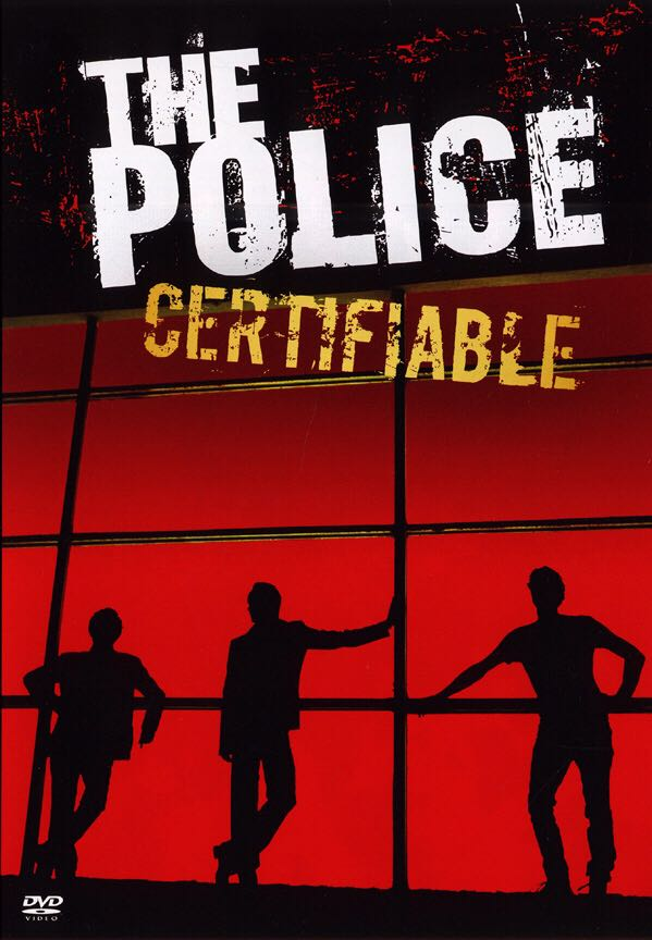 Certifiable - DVD-A cover