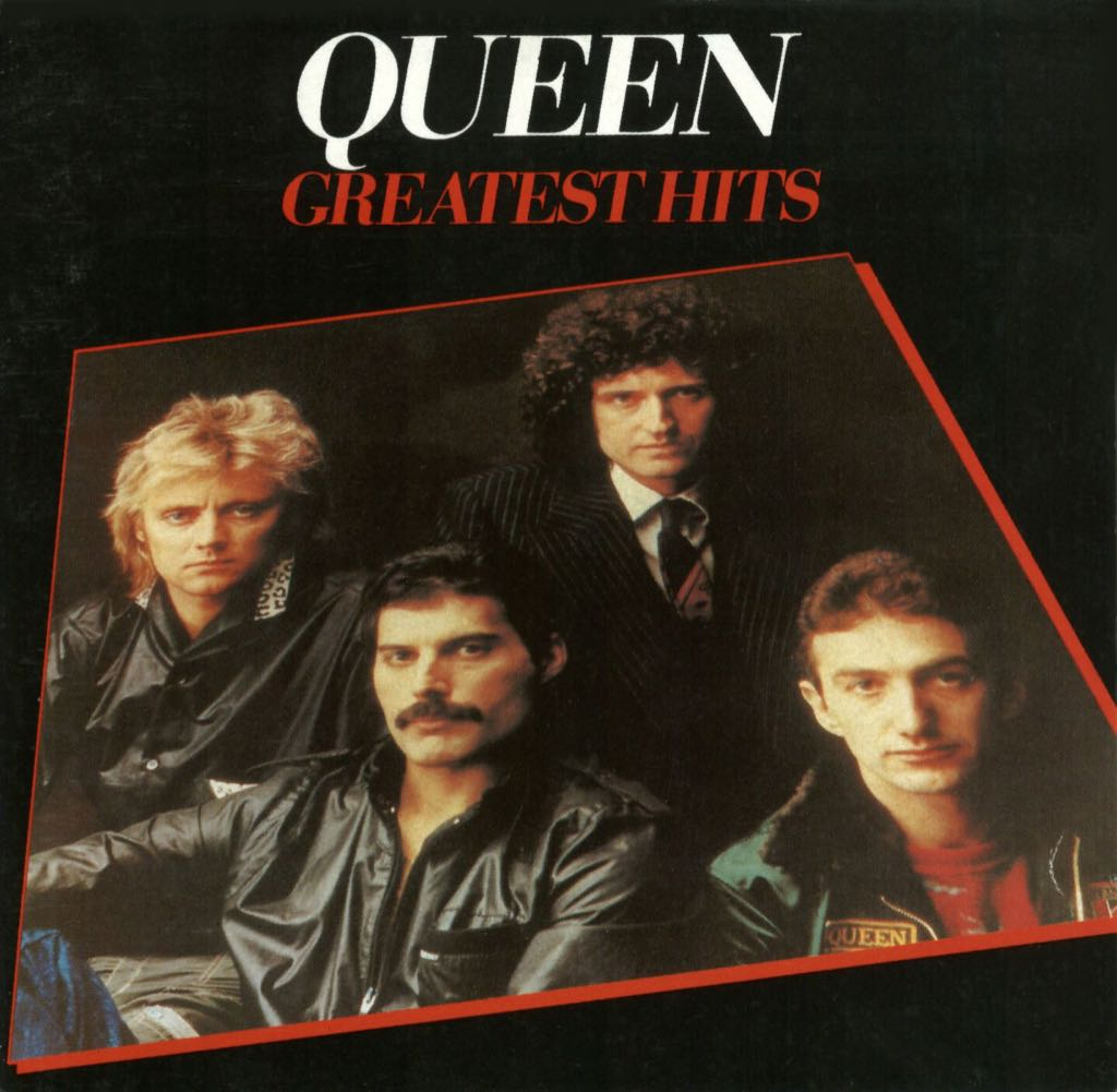 Queen Greatest Hits - 12
