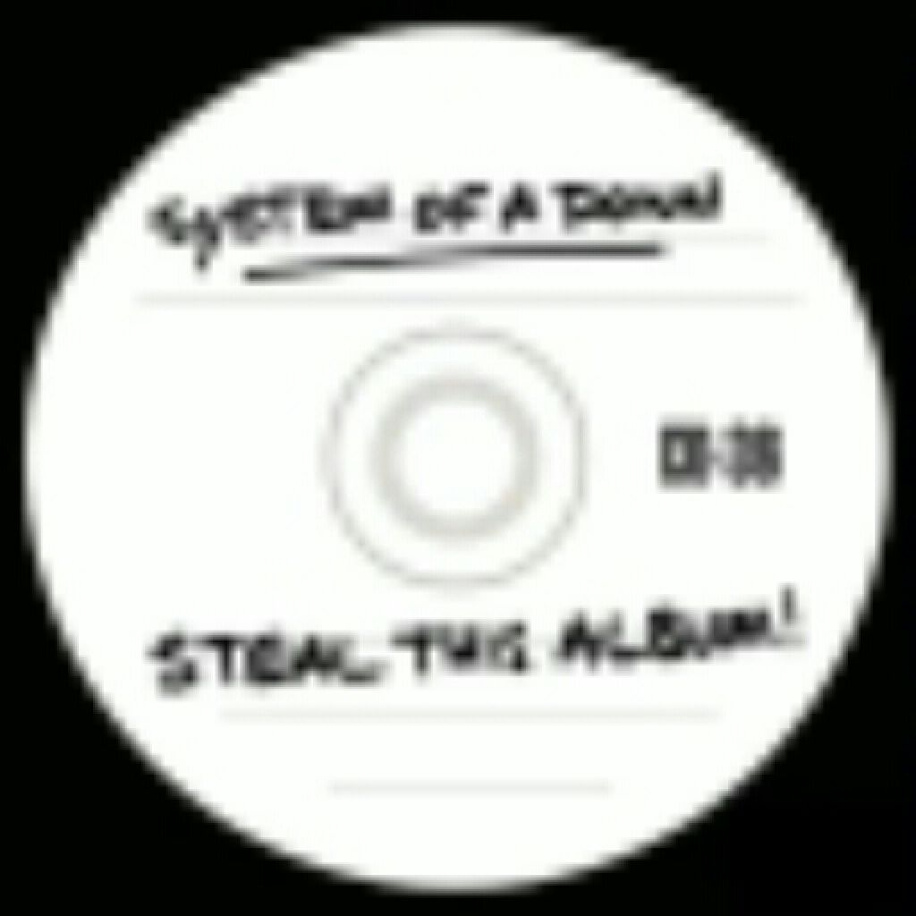 Steal This Album! - MP3 cover