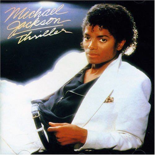 Thriller -  cover