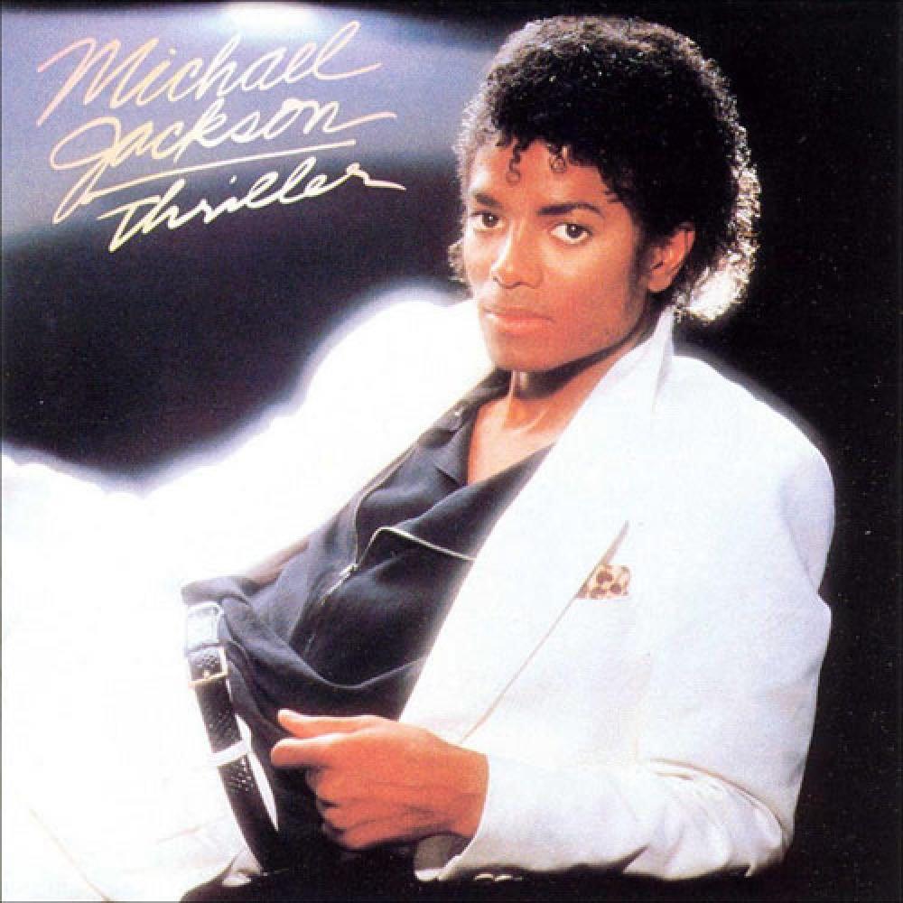 Thriller -  cover
