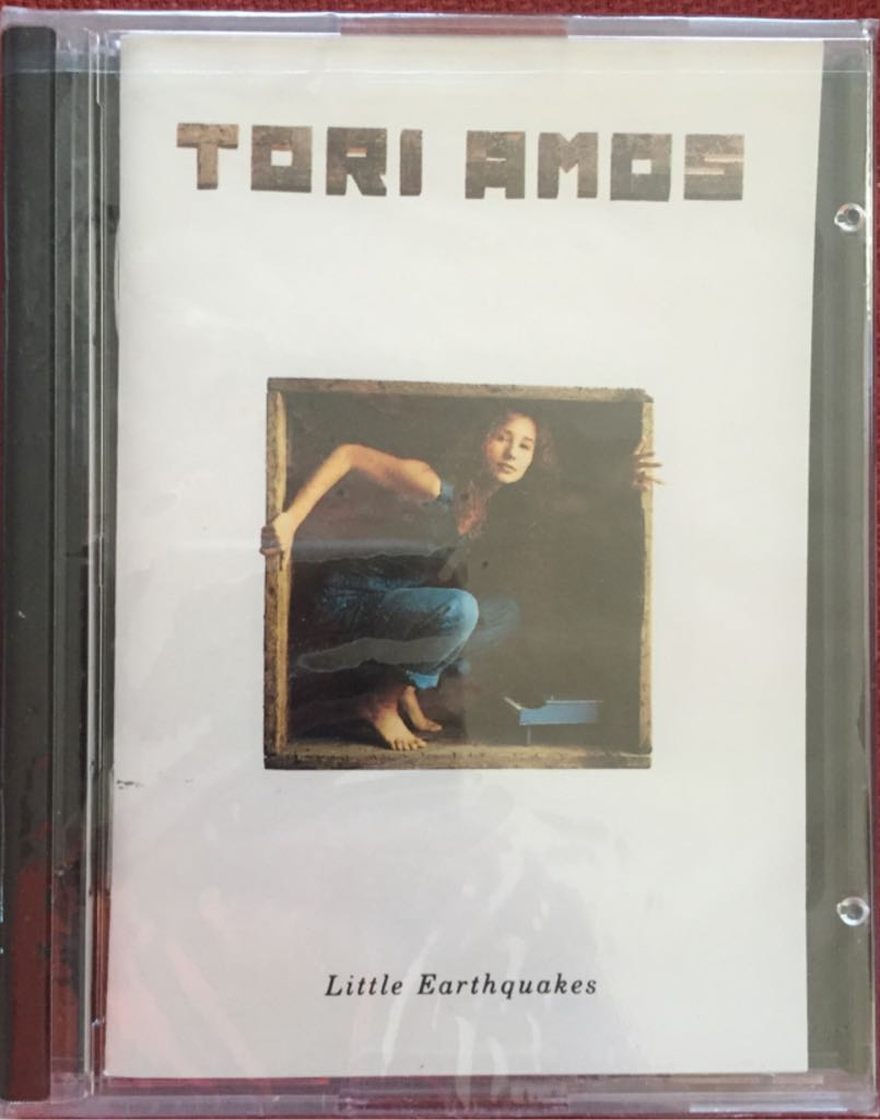Little Earthquakes - MiniDisc cover
